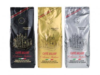 Vyzkoušejte Caffé Milano