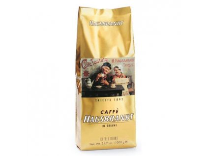 Hausbrandt Espresso Nonnetti 500g zrnková káva