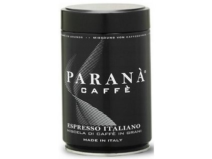 Paraná caffé Espresso Italiano 250 g zrnková káva