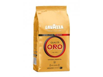 Lavazza Qualita ORO 100% arabica Kafeservis