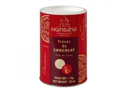 Monbana Trésor de Chocolat 1000g