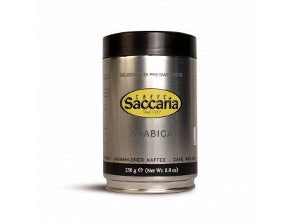 Saccaria Arabica 250 g mletá káva