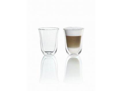 Sklenice na Latte DeLonghi 2 ks