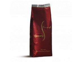 Saccaria Cremacaffé 1 Kg zrnková káva