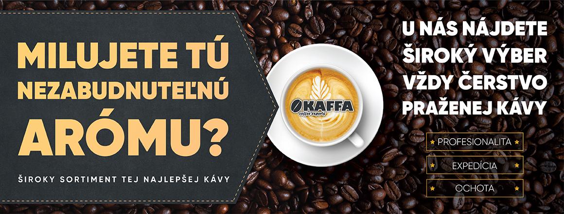 Cerstvo prazena kava