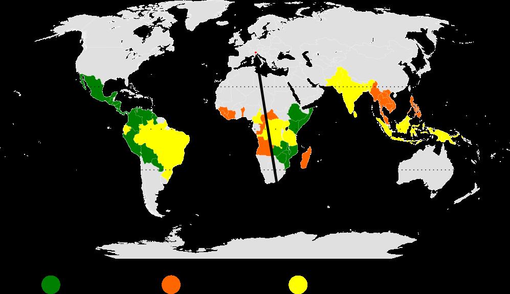 mapa Carraro