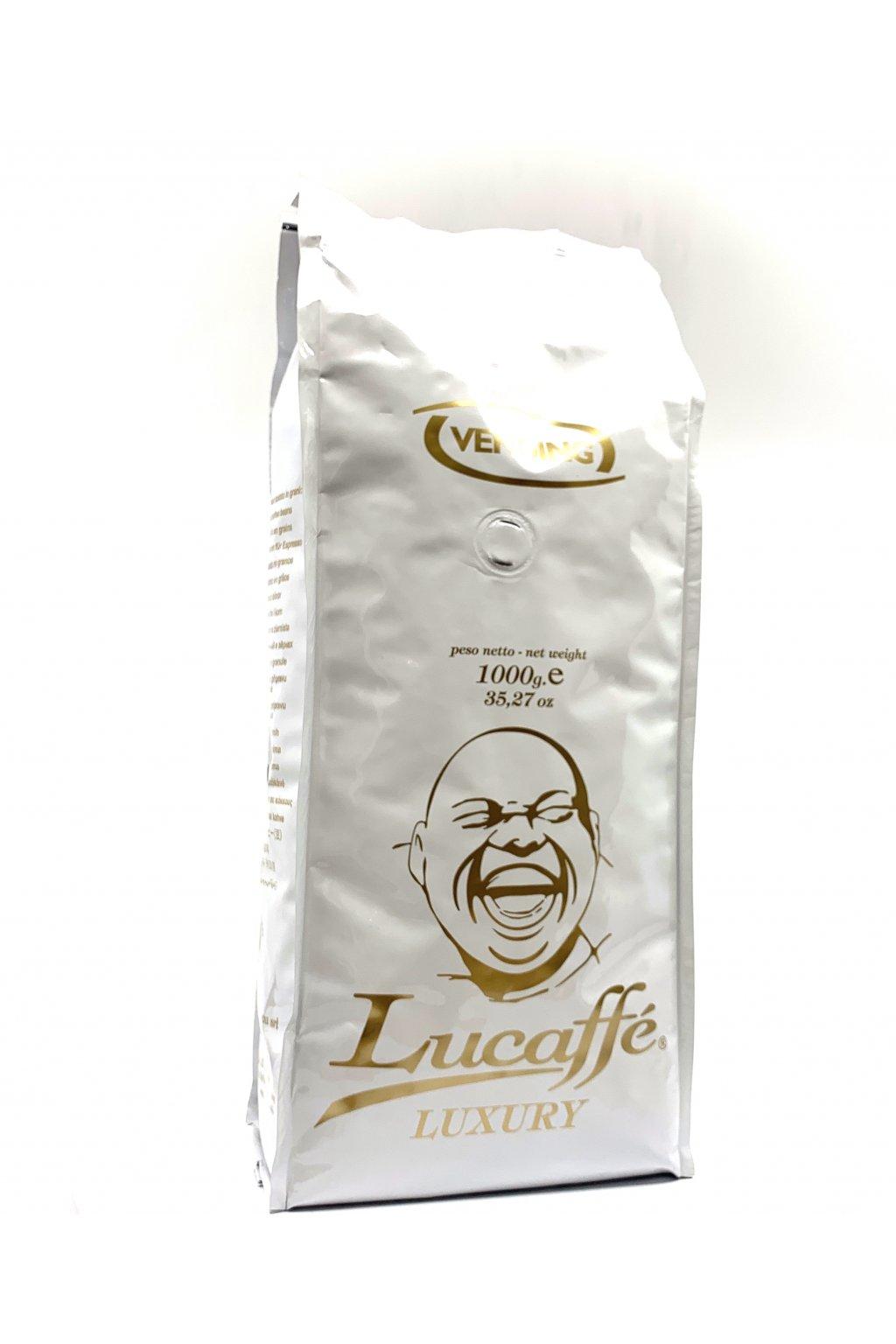 Lucaffé Vending Luxury zrnková káva 1 kg