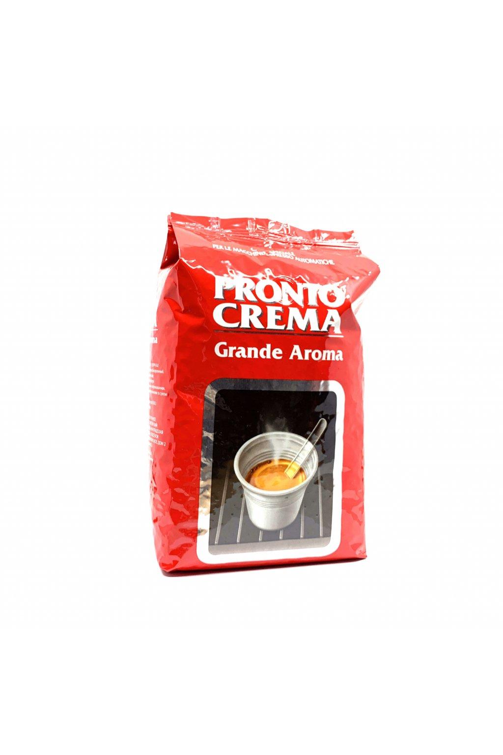 Lavazza Prontocrema Grande Aroma káva zrnková 1 kg