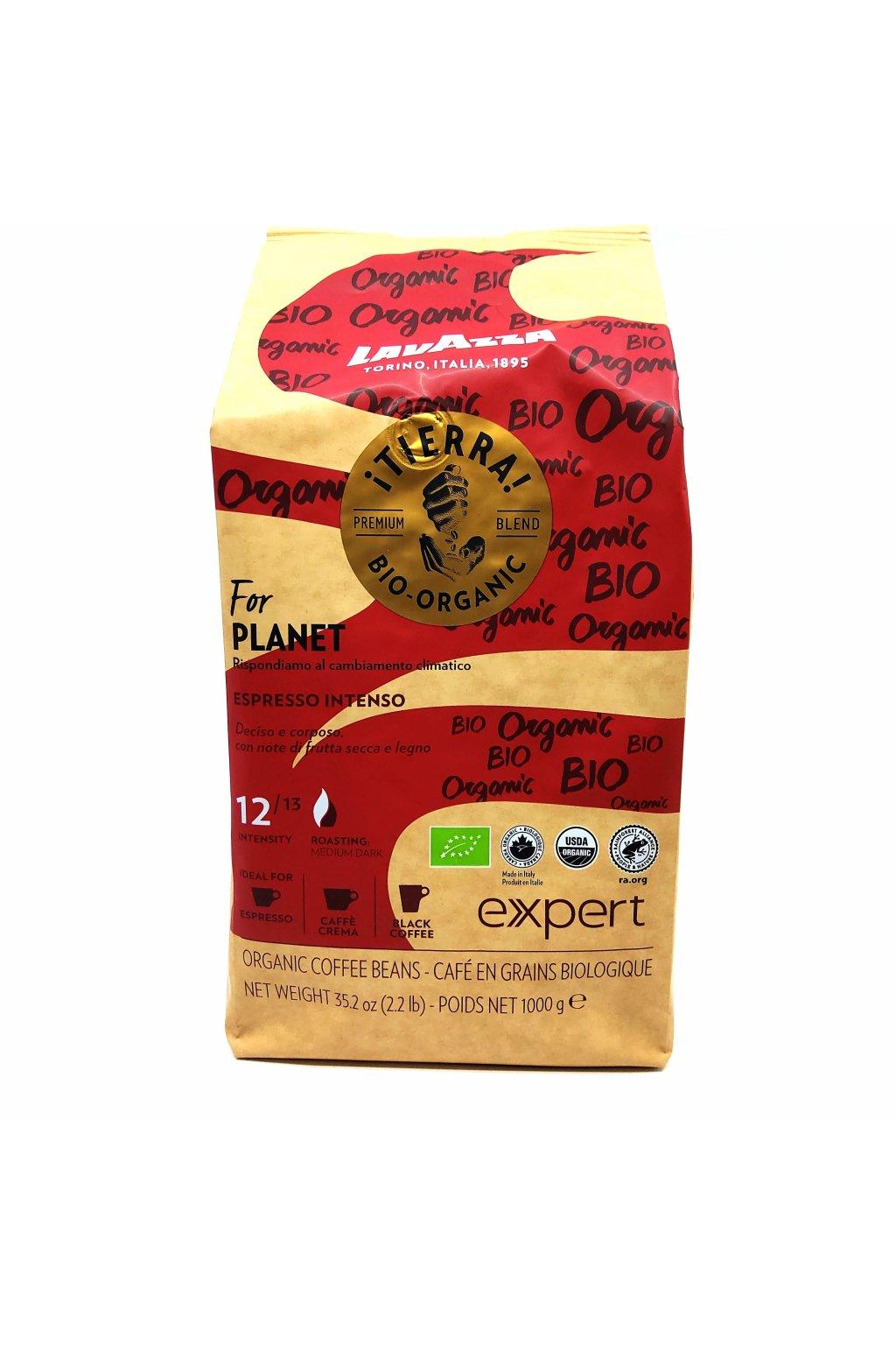 1382 lavazza tierra bio organic zrnkova 1 kg
