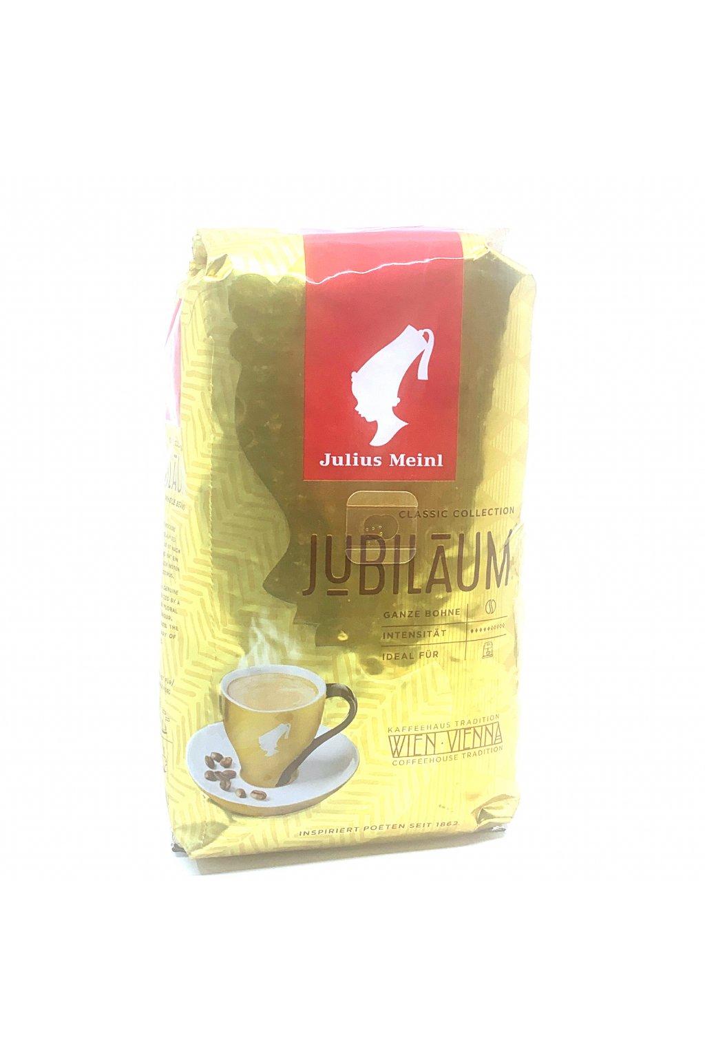 Julius Meinl Jubilaum zrnková káva 500g