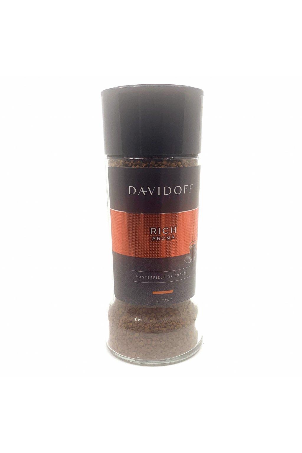 Davidoff Rich Aroma instantná káva 100g