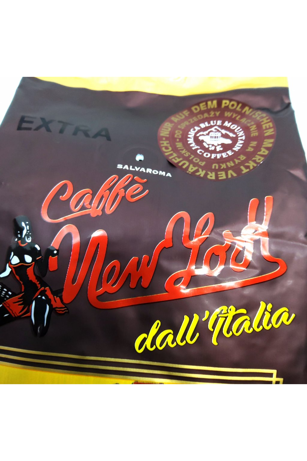 219 new york caffe extra 100 arabica zrnkova kava 1 kg