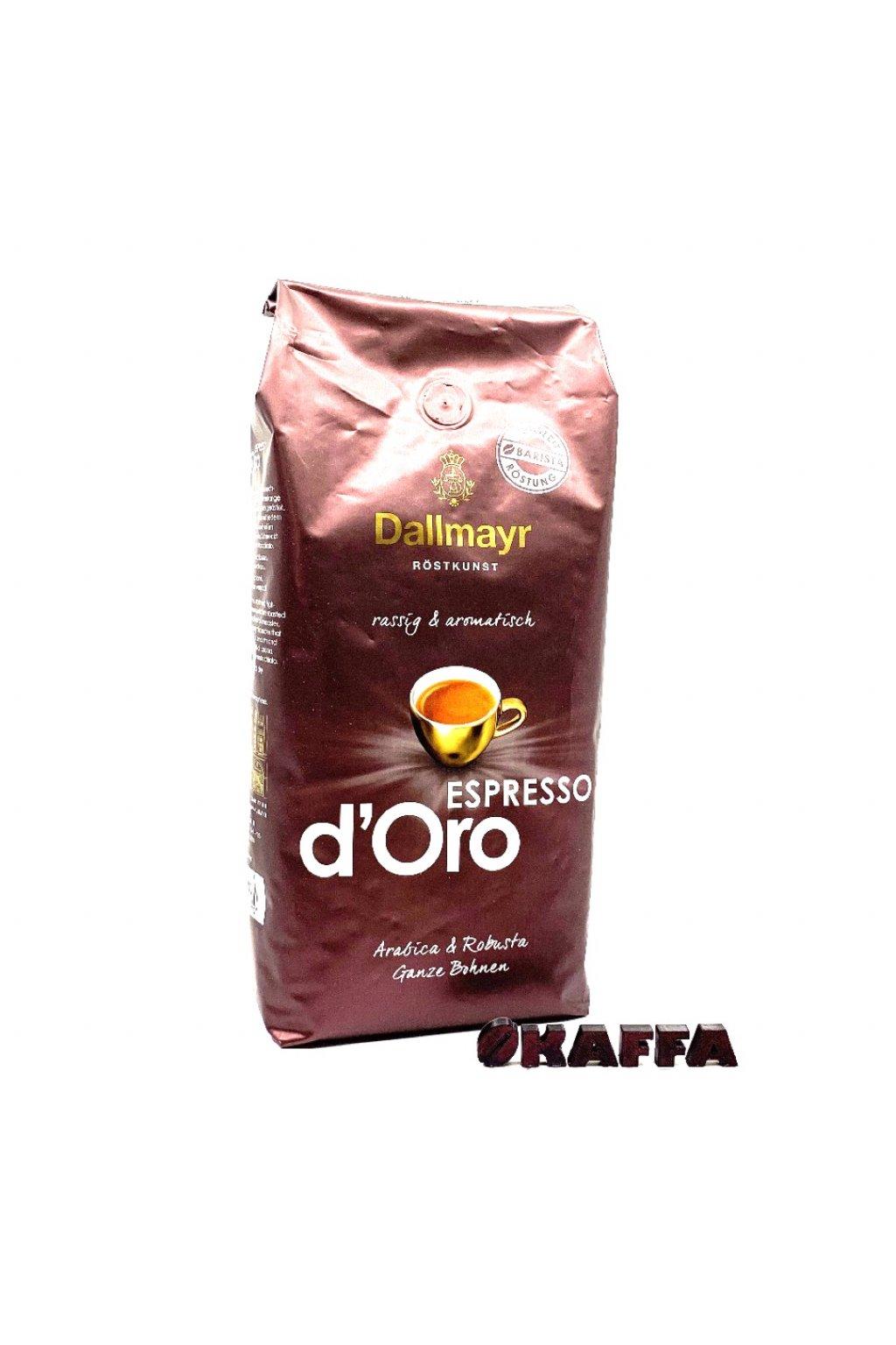 Dallmayr Espresso d´Oro zrnková káva 1 kg
