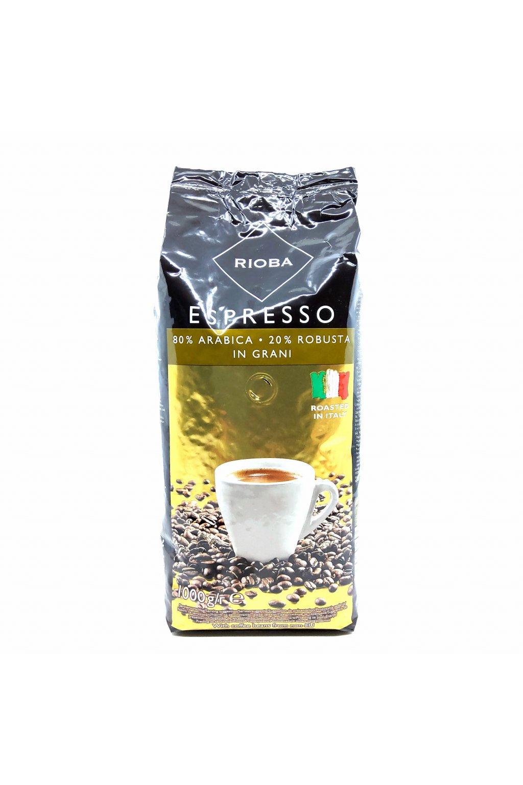 555 rioba gold zrnkova kava 1 kg