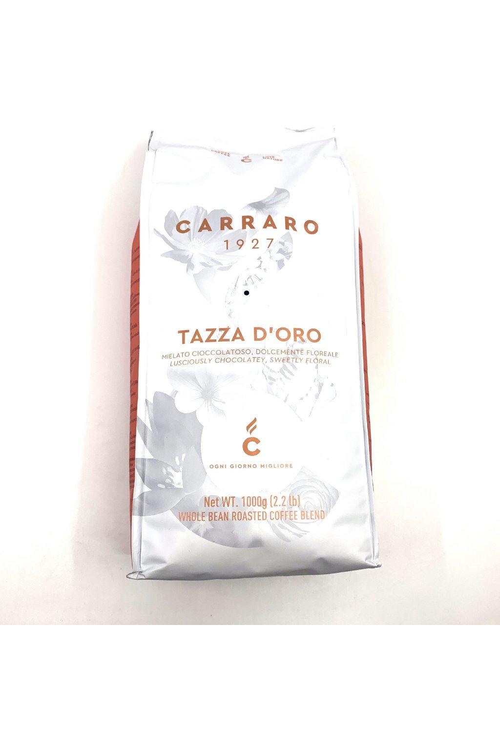 711 carraro tazza d oro zrnkova kava 1 kg