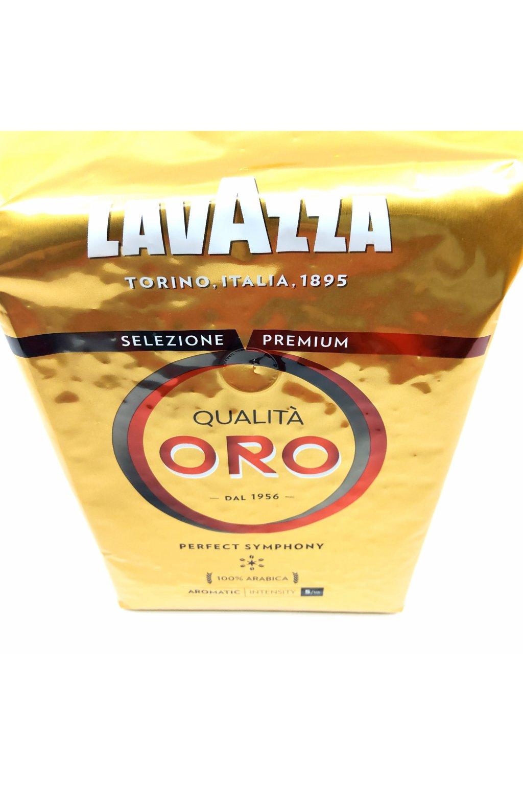 80 1 lavazza qualita oro zrnkova kava 1 kg