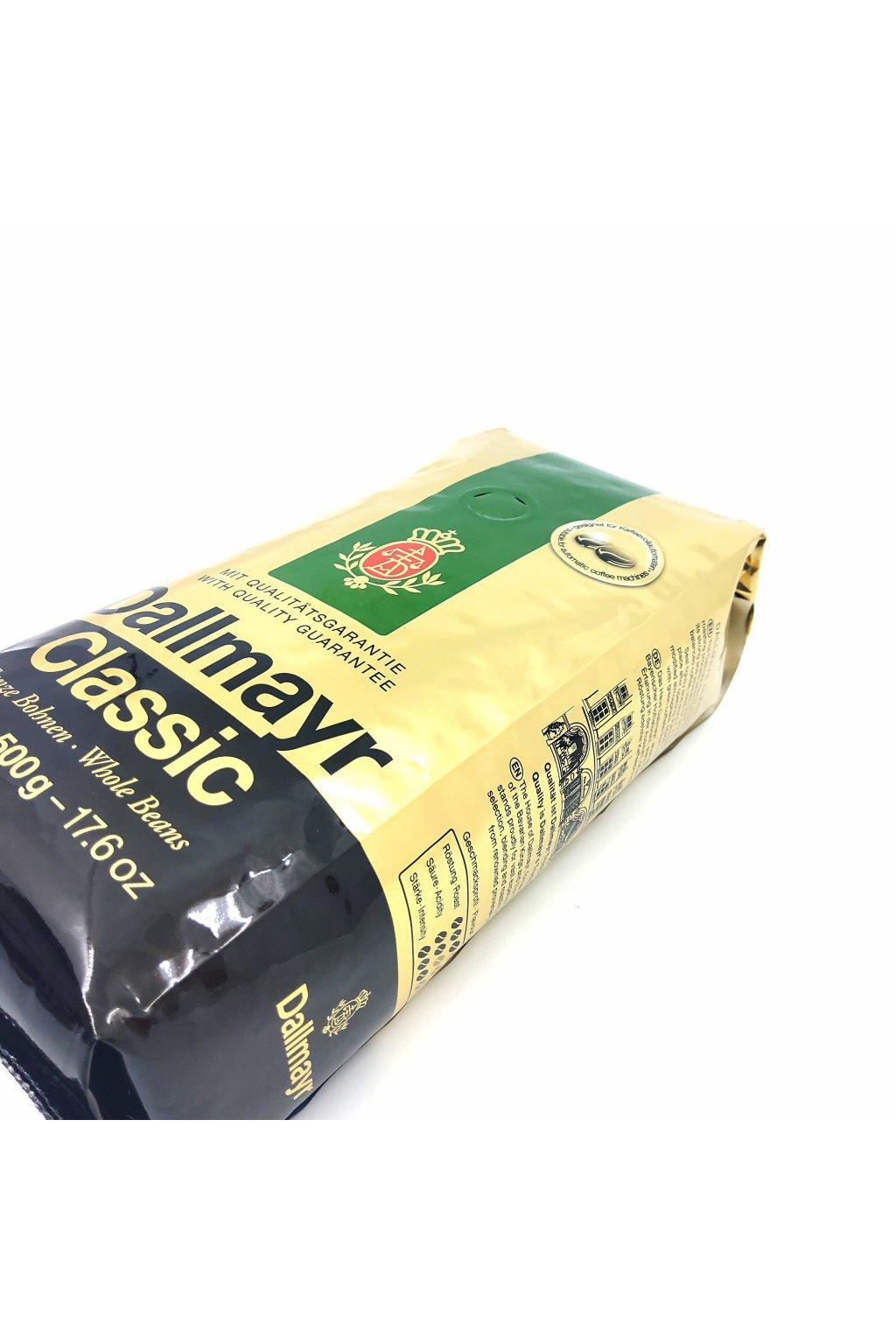 822 dallmayr classic zrnkova 500 g