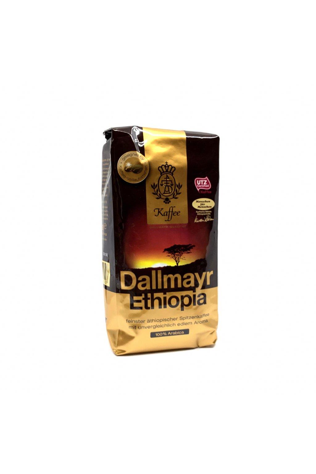 Dallmayr Ethiopia zrnková káva 500 g