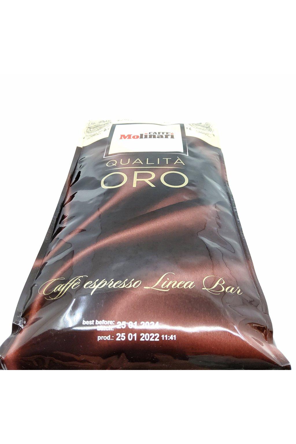 953 molinari qualita oro linea bar zrnkova kava 1 kg