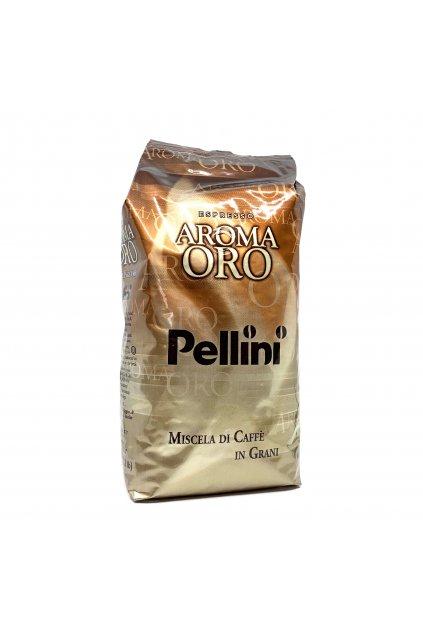 Pellini Aroma Oro Gusto Intenso, zrnková káva 1 kg