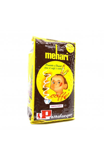Passalacqua Mehari zrnková káva 1 kg