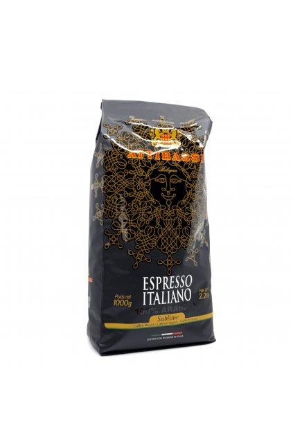 Attibassi Sublime zrnková káva 1 kg