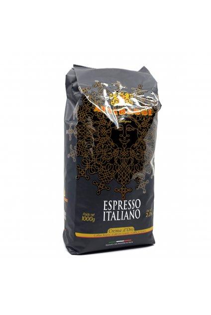 Attibassi Crema d´Oro zrnková káva 1 kg