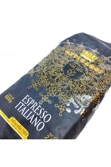 1349 attibassi miscela 1918 zrnkova kava 1 kg