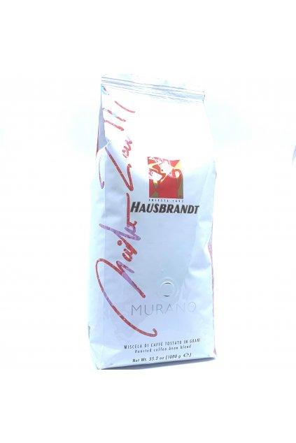 Hausbrandt Murano zrnková káva 1 kg