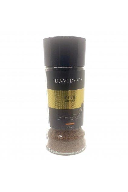 Davidoff Fine Aroma instantná káva 100g