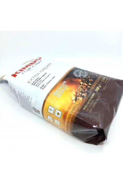 Kimbo Espresso Bar Extra Cream zrnková káva 1 kg