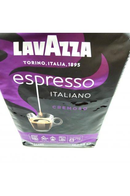 207 lavazza espresso cremoso zrnkova kava 1 kg