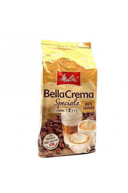 Melitta Bella Crema Café Speciale zrnková káva 1 kg