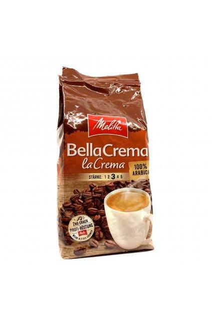 Melitta BellaCrema LaCrema zrnková káva 1 kg