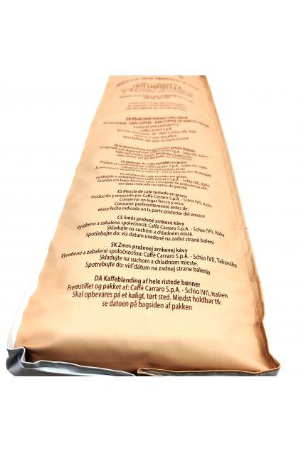 651 carraro super bar zrnkova kava 1 kg