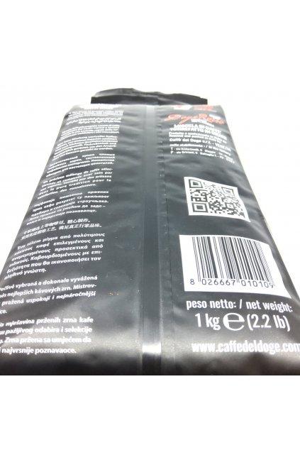 663 caffe del doge rosso zrnkova kava 1 kg