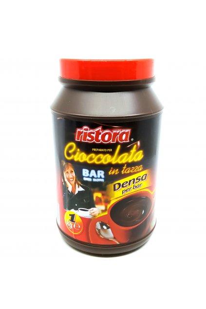 804 ristora densa horky mliecny cokoladovy napoj 1kg
