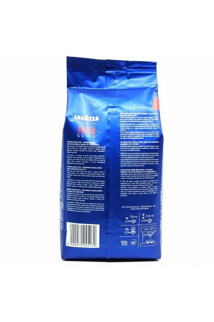 885 lavazza super gusto zrnkova kava 1 kg