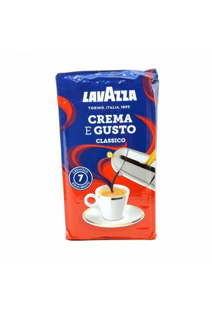 968 lavazza crema gusto mleta kava 250 g