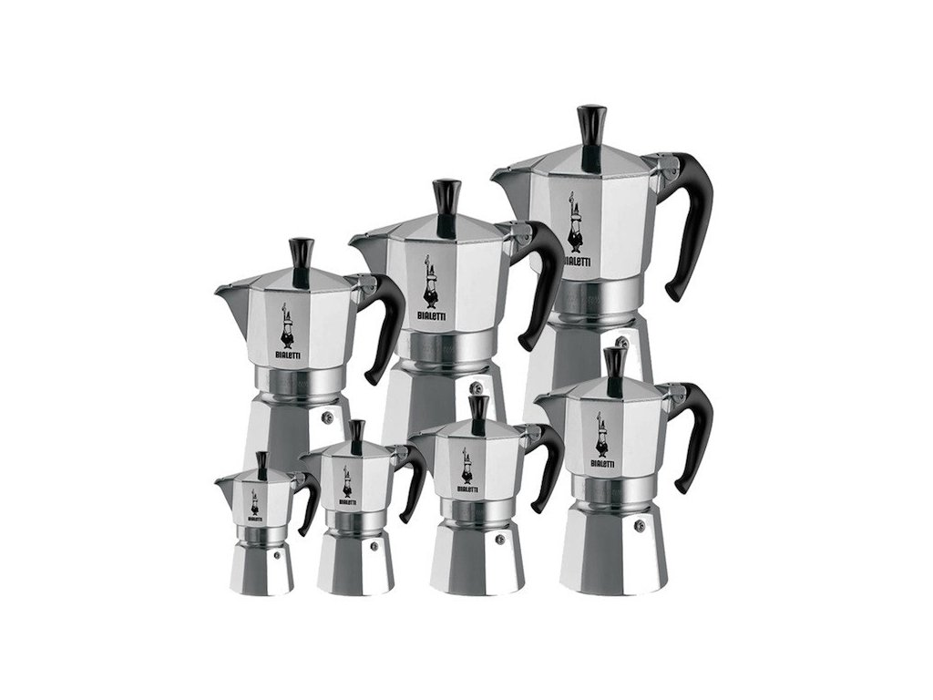 Bialetti Moka Express all sizes grande