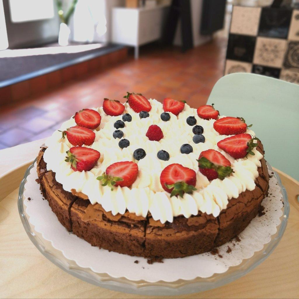 Nimessis - nebesky dobrý dort bez mouky