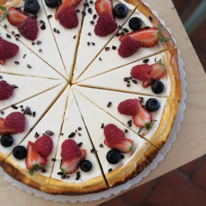 Cheesecake - různé varianty