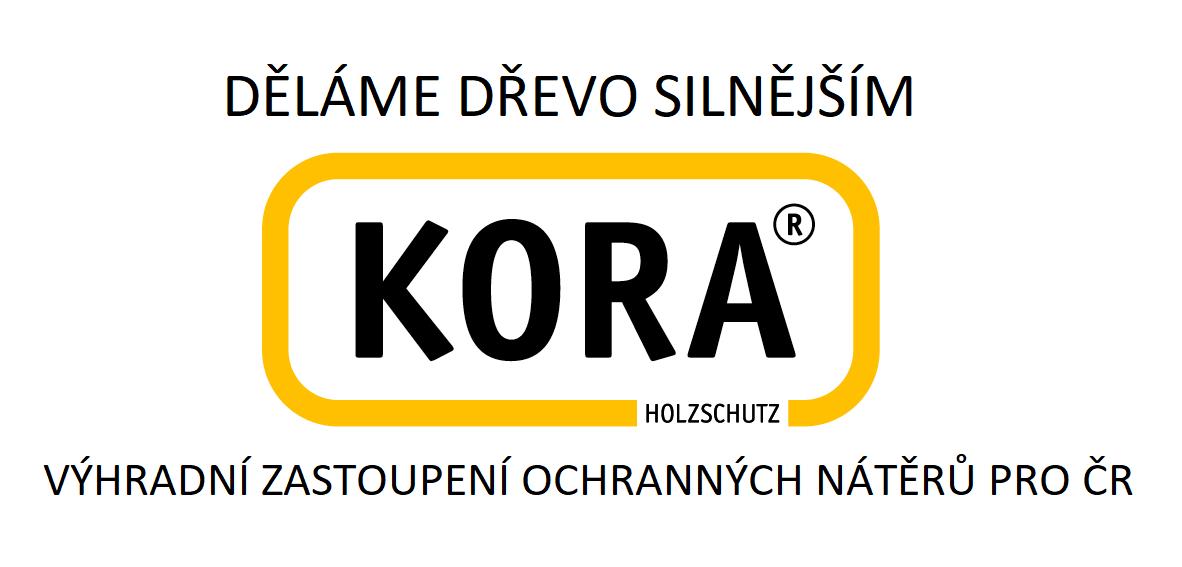 výhradní zastoupení produktů KORA pro Českou Republiku