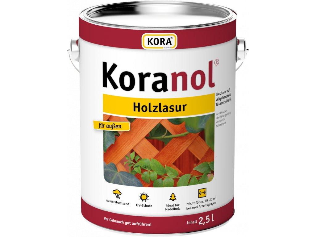 Koranol Holzlasur 2 5L V3