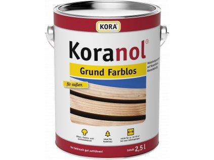 Koranol Grund Farblos 2 5L V4