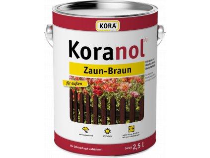 Koranol Zaunbraun 2 5L V5