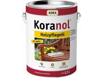 Koranol Holzpflegeoel 2 5L V3