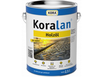 Koralan Holzoel 2 5L V5