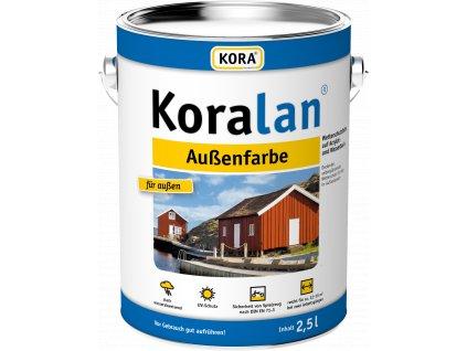 Koralan Aussenfarbe 2 5L V3