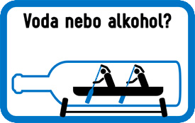 Voda nebo alkohol?